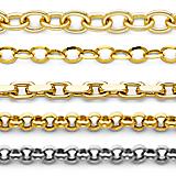 Rolo Chain Necklaces