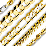 Gold Jewelry: Gold Chains