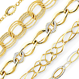 Gold Jewelry: Gold Necklaces