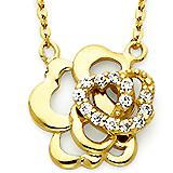 Gold Jewelry: Gold Pendants