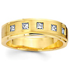 14KY Diamond Couple Ring for Men (0.40 CTW)