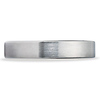 4mm Flat 14K White Gold Comfort Fit Benchmark Band