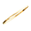 3mm Solid 14K Yellow Gold Bangle Bracelet