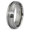 Designer Titanium 7mm Wedding Band