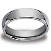 6mm Benchmark Forge Tungsten Comfort Fit Wedding Band