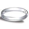 3.5mm European Comfort-Fit Palladium Benchmark Ring