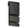 Black Stainless Steel Cable Design Money Clip
