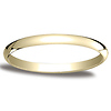 2mm Traditional Yellow Gold Wedding Band (available in 10K, 14K & 18K)