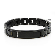 Tungsten & Titanium Bracelets for Men