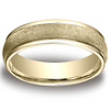 14k 6mm Yellow Gold Wedding Ring