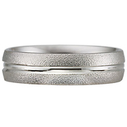 Platinum Benchmark Ring