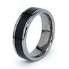 7mm Titanium Carbon Fiber Inlay Band