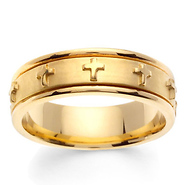 Christian Wedding Ring